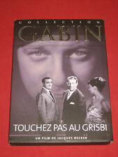 Collection Jean Gabin - Touchez Pas au Grisbi -  DVD en Tbé