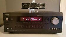 Integra DTR-30.3 2 Zones, A/V Receiver 120 watts x 7.2 ch THX amp 6 HDMI Inputs