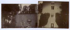 Maison à Chemilly Haute-Saône FranceVie sociale Vintage citrate ca 1900