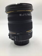 Sigma 17-50mm F2.8 1:2.8 EX DC OS HSM Zoom Lens - USED (READ)