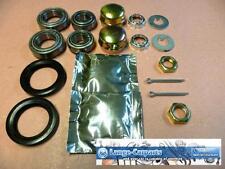 2x Kit Cojinetes Rueda con accesorios eje trasero ambos lados SEAT IBIZA II