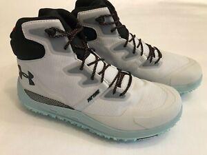 Under Armour New HOVR Fat Tire Trek Boots Men's Shoe Size 9 MSRP $190