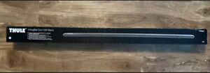 "Thule Wingbar Evo Black 108 cm / 43"" x2 New In Box"