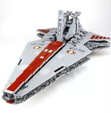 UCS Republic Star Destroyer Cruiser Venator MOC 6125 pz. - compatibile Star Wars