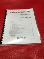 Fanuc Systems 5T Descriptions