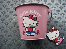 HELLO KITTY  Easter Pail  snack birthday candy Halloweeen nip