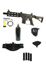 US ARMY Project Salvo Tactical Tippmann MEGA Paintball Gun Set GXG Combat CQB