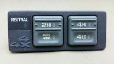 TAHOE YUKON SIERRA SILVERADO SUBURBAN K1500 K2500 4X4 4WD SWITCH TRUCK 12