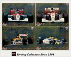 "1994 Adelaide Grand Prix Trading Cards VICTORY LINE ""SAMPLE"" Full Set (9)-Rare"
