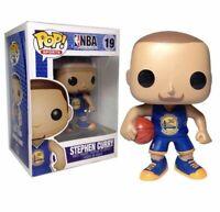Funko pop nba stephen curry warriors figura coleccion figure basket baloncesto