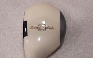 Vintage Wilson fancy face driver beautifully refinished