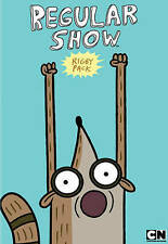 Regular Show: Rigby Pack (DVD, 2014) 16 Episodes, Brand New Factory Sealed