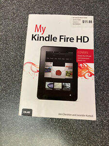 Amazon Kindle Fire HD 7 (2nd Gen) 16GB, Wi-Fi + Detailed Instruction Book