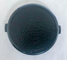 58mm Plastic unbranded Snap-on Lens Cap
