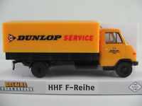 "Brekina 37504 Hanomag-Henschel F-Reihe P/P (1969) ""DUNLOP"" 1:87/H0 NEU/OVP"