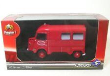 CITROEN HY Ambulance Year 1969 Rot 1 43 SOLIDO
