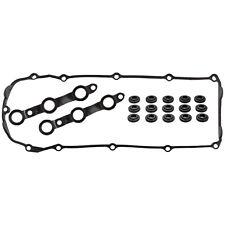 Valve Cover Gasket Set w/ Bolt Seals for 00-06 BMW 325i 330i 525i X5 2.5L 3.0L