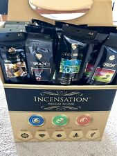 Incensation Incense 75 Packs - 25 Scents - Hand Dipped Perfume Wands.