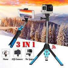 bluetooth Telescopic Arm Selfie Stick Tripod emote Wireless Shutter For ❤ *