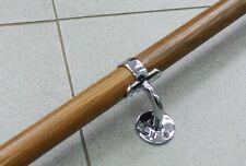 Handrail Disabled Grab Handrail DIY Wooden Railing Kit Set (6 ft)