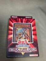 32054 Yugioh Yu-Gi-Oh Duel Monster Structure Deck R: Warrior's Strike