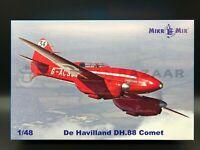 Mikro Mir 1/48 48-017 De Havilland DH.88 Comet (Ships from Canada!)