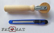 FATMAT/Dynamat ROLLER PACK for all Sound Deadening/Heat Proofing Installs - EU