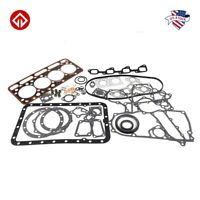 Full Gasket Set With Head Gasket Fit For Kubota, Bobcat, 19077-03310, V2203-M