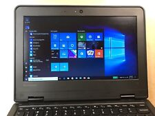 Lenovo Yoga 11e Laptop Intel Quad Core 1.83GHz 4GB 64GB SSD Win 10 Webcam BT