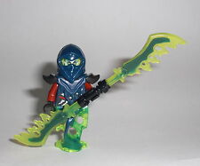LEGO Ninjago - Klingenmeister Bansha (70738) - Figur Minifig Ninja Geist 70738