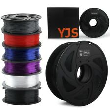 3D Printer Filament 1KG PLA ABS Nylon Wood TPU Smooth Carbon Printing Material
