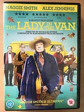 Maggie Smith LADY IN THE VAN ~ 2015 British Alan Bennett Comedy Drama | UK DVD