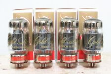 Match 1 Quad Genalex GOLD LION KT-88 KT88 tubes 6550 Free shipping