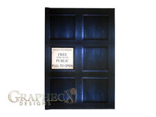 Doctor Who TARDIS River Song inspired hardcover cosplay book notebook