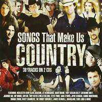 Various - Songs That Make Us Country 2CD ABC Music 2013 USED