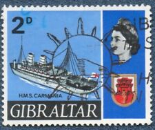 GIBRALTAR 2d   (B530) Used with 'SUN/ ROCK' Cancel