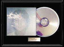 JOHN LENNON BEATLES IMAGINE WHITE GOLD SILVER PLATINUM TONED RECORD VINYL LP