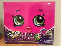 Shopkins Lost Edition With never before seen Exclusive Shopkins Sealed
