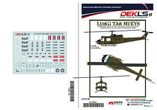 1/72 UH-1B Iroquois - RAAF Long Tan DEKL's II