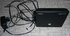 Siemens Gigaset C470IP VoIP IP DECT Basisstation - Schwarz
