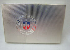Portugal Silver Ingot Flags of the U.N. United Nations Franklin Mint 445 grains