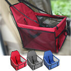 Pet Carrier Dog Cat Car Booster Seat Portable Soft Cage Travel Bag Folding Large