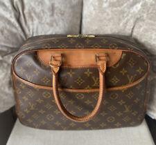 Louis Vuitton Deauville Bag Classic LV Monogram VI0995