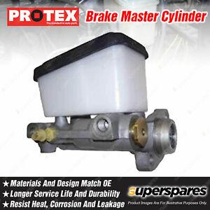 Protex Brake Master Cylinder for Volkswagen Polo 9N S SE Diesel FWD ABS