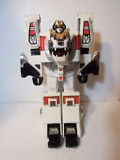 MIGHTY MORPHIN POWER RANGERS White Tiger MEGAZORD DELUXE MMPR 1993