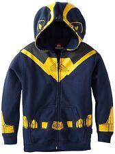 QUIKSILVER Kids LITTLE MAN Full-Zip Hoodie - BTK0 - Medium - NWT - Reg $80