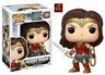 Funko Pop Vinyl Figure Justice League Wonder Woman 206 - New in box