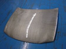 Silver Carbon Fiber Texalium Hood for UNKNOWN vehicle