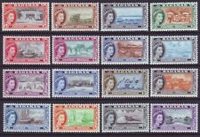 Bahamas 1954 SC 158-173 MH Set