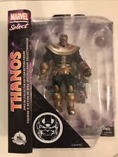 Marvel Select Disney Store exclusive Avengers Thanos Action Figure Toy Boxed